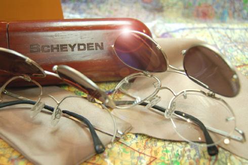 Scheyden Precision Eyewear