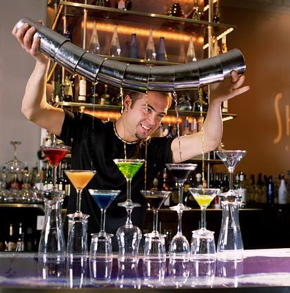 Shadow Bar Caesars Palace Bartender