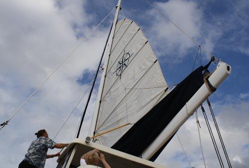Southern Star Catamaran - Captain Andy's