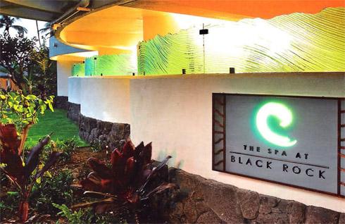 Spa at Black Rock - Sheraton Maui front