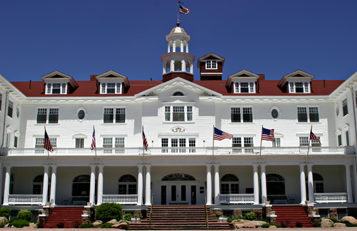 Stanley Hotel - Estes Park - Halloween