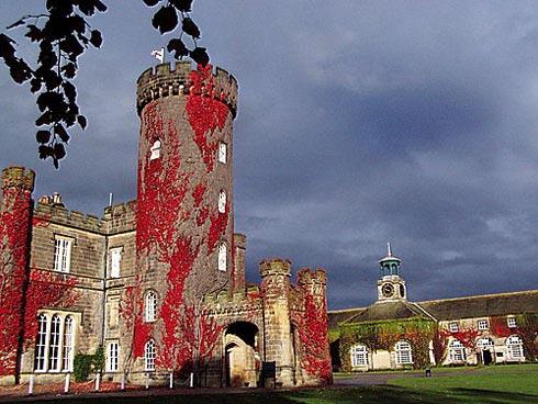 Swinton Park Castle Hotel