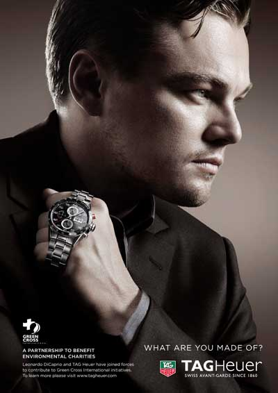 tag heuer watches for your valentine tag heuer calibre watch leonardo dicaprio