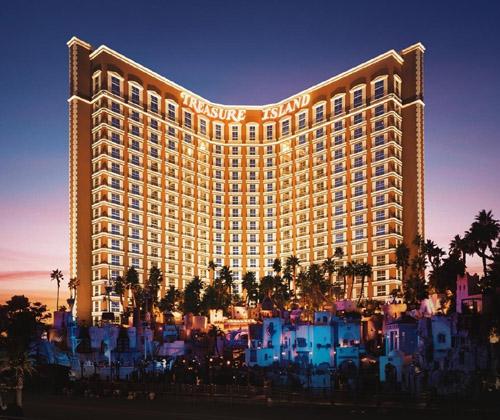 TI Treasure Island Resort Hotel