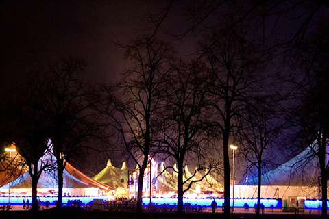 Tollwood Festival Munich Germany