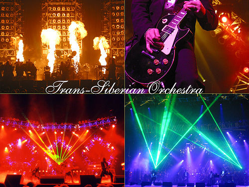 Trans-Siberian Orchestra - Christmas Holiday Rock