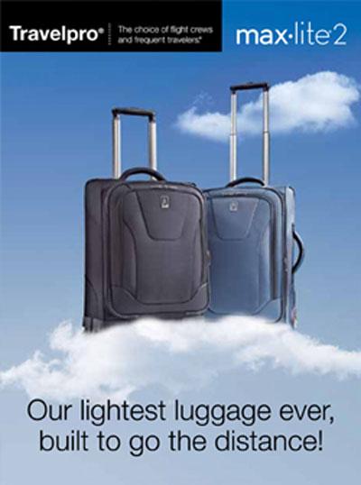 travelpro maxlite 2 travel luggage collection