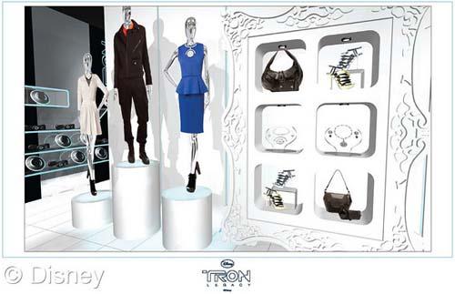 TRON Pop-Up Shop - Legacy Shoe & Accessory Collection