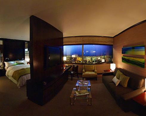Vdara Hotel & Spa - MGM Mirage in Las Vegas