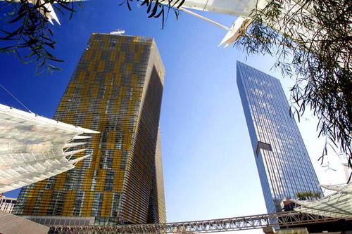 Veer Towers - Las Vegas CityCenter