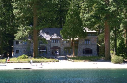 Vikingsholm Emerald Bay Lake Tahoe