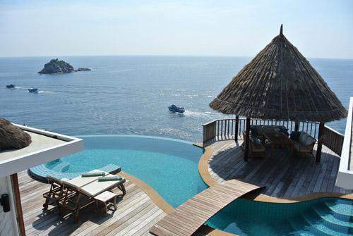 2 new luxury villas at villa sabai jai in koh tao thailand for Koh tao cabana koi pool villa