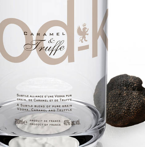 Vod-K Caramel & Truffe - Luxury Vodka