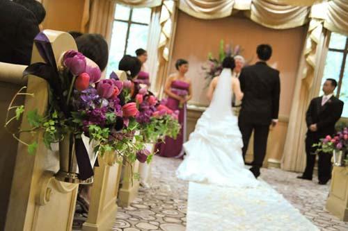 The Wedding Chapels At Bellagio