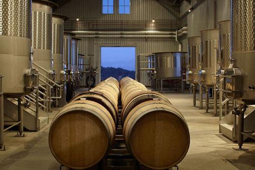 Copain Wines Healdsburg winery