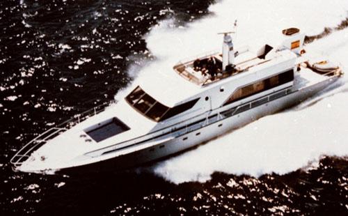 Fortuna yacht