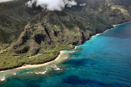 Ke'e Beach Park - Kauai, Hawaii