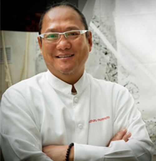 Masaharu Morimoto - Iron Chef