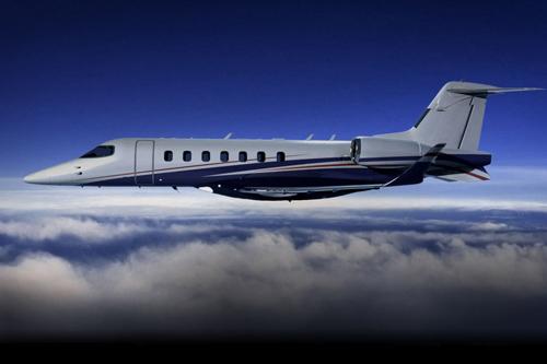 Learjet 85 jet