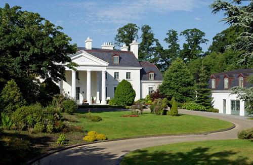 Straffan House - Kildare, Ireland