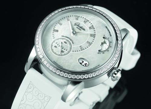 Glashütte Original - PanoMatic Luna watch