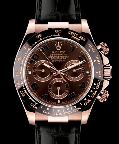 rolex oyster perpetual cosmograph daytona luxury watch