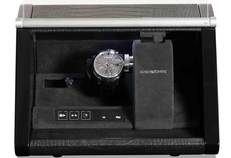 Buben&Zorweg TIME MOVER HANDWOUND Watch