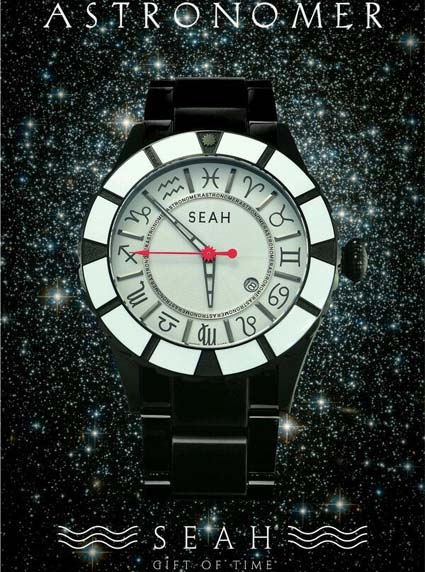 SEAH Astronomer luxury watch