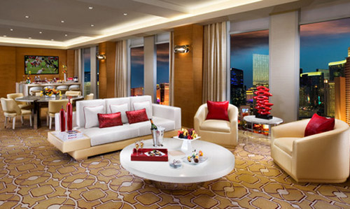 Sky Villa Suite - New Tropicana, Las Vegas