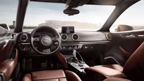 2015 Audi A3 2.0 TFSI quattro