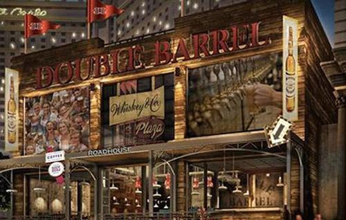 Double Barrel Roadhouse - Monte Carlo Resort & Casino