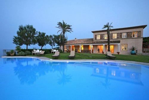Saint Tropez - Villa Kopabana