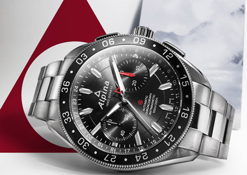 Alpina Alpiner 4 - Swiss luxury watch
