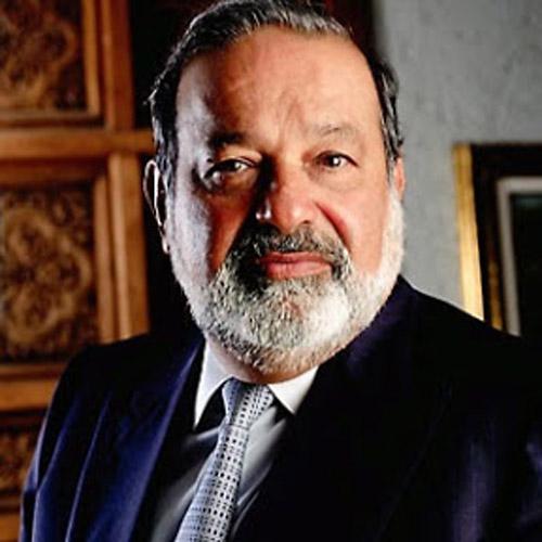 Carlos Slim Helu - billionaire