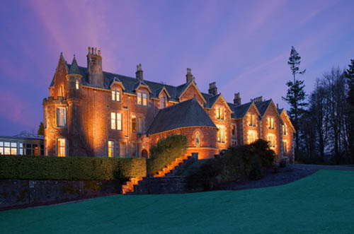 luxury Cromlix Hotel - Scotland