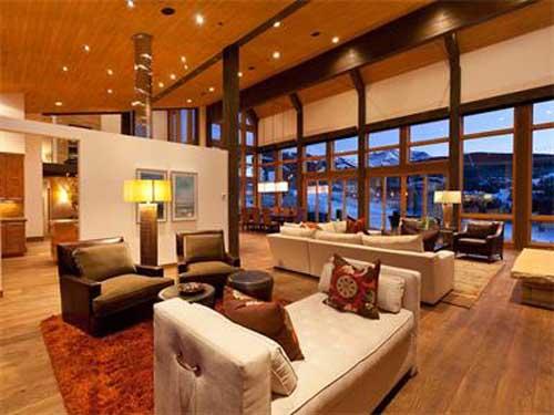 "Luxurious ""Mountain Modern"" Home in Telluride, Colorado"