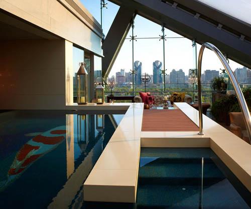 Luxury Hotel Éclat Beijing