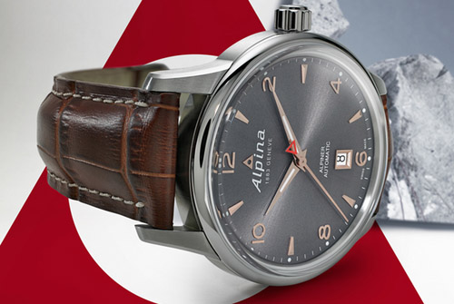 Alpiner Automatic Sports watch by Alpina