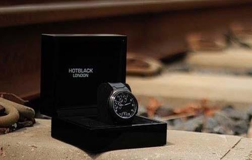 HotBlack Smartwatch