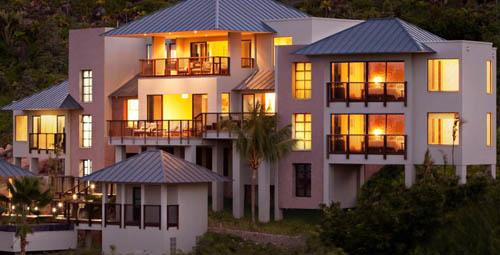Raffles Praslin Seychelles Villa