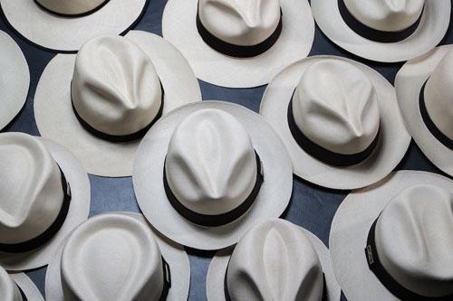 Monticristi Hand-woven Toquilla Straw Hats