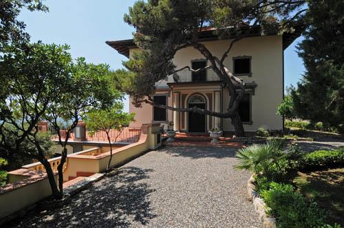 Villa Corcos - Tuscany Italy