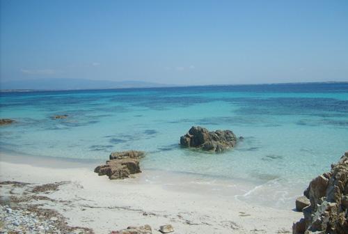 Isola di Mal Ventre - Mediterranean island