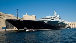 The Serene superyacht