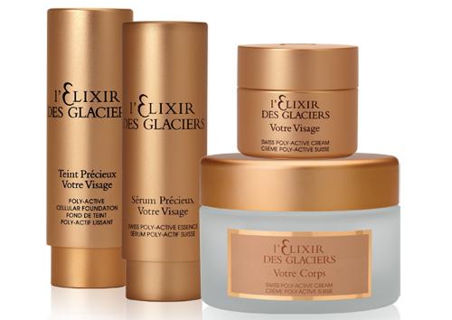 Valmont Elixir des Glaciers skin care
