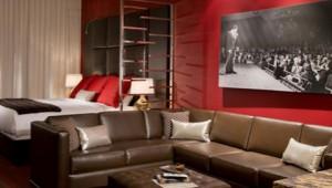 Golden Gate Hotel and Casino suite - Las Vegas
