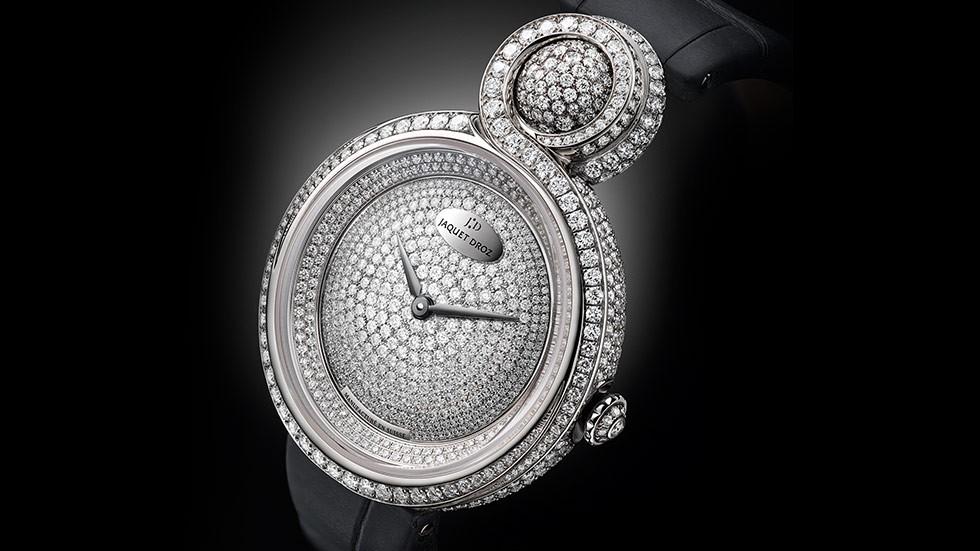 Lady 8 Shiny luxury watch - Jaquet Droz