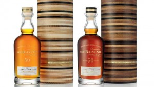 Balvenie 50 year old Cask whisky