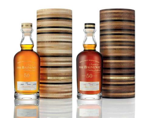 Balvenie 50 year old Cask whisky