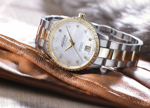 Alpina Comtesse Lady Watch Collection